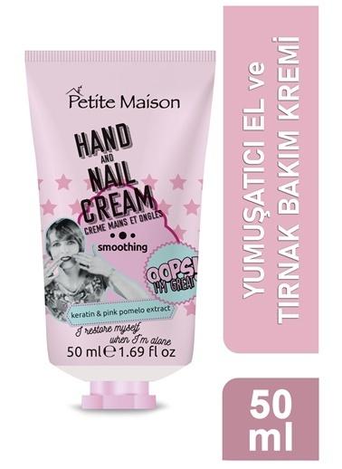 Petite Masion Petite Maison El ve Tırnak Bakım Kremi 50 ml PETITE MAISON Renksiz